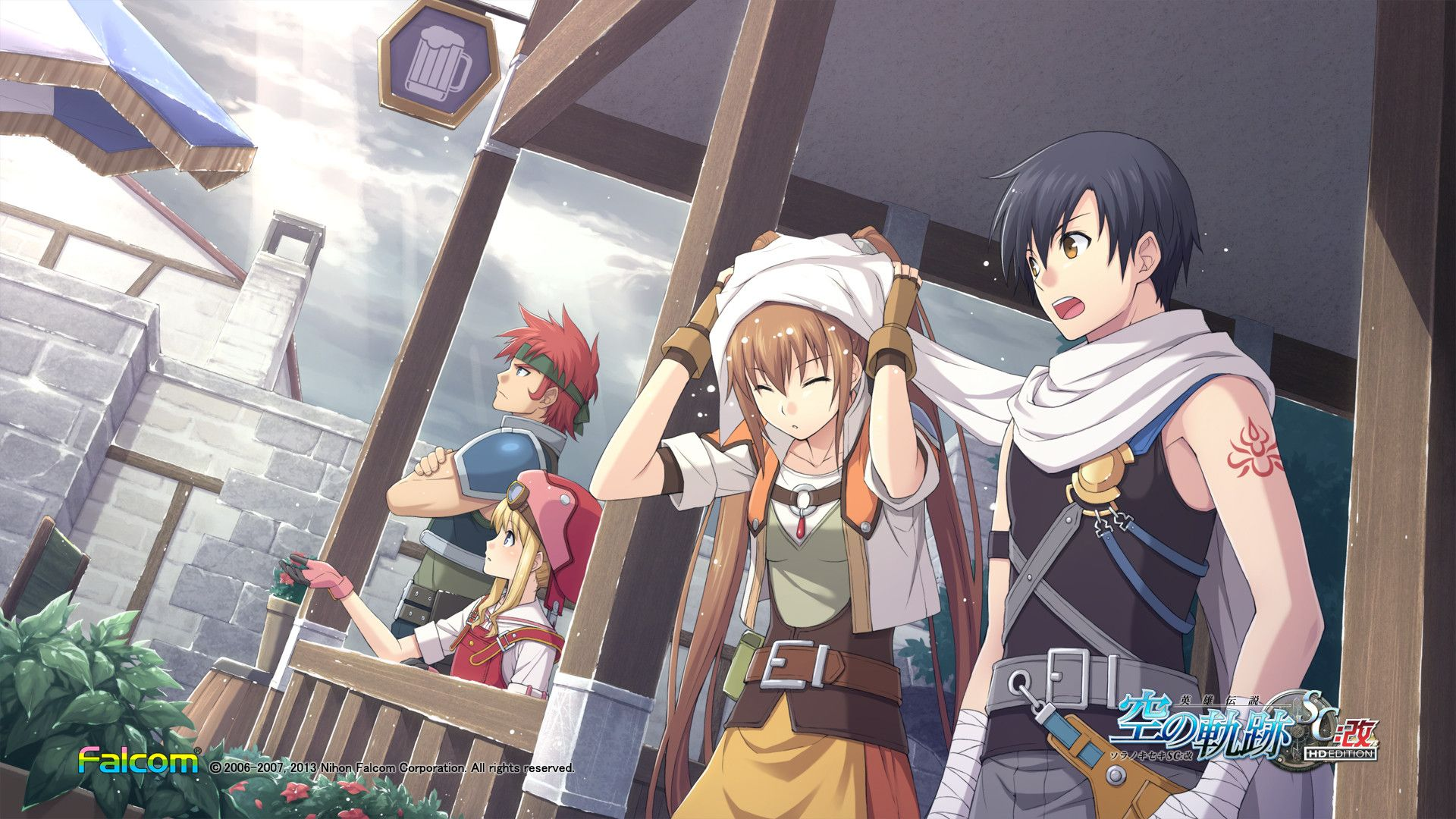 52 Best Trails In The Sky Images The Legend Of Heroes Trails Of