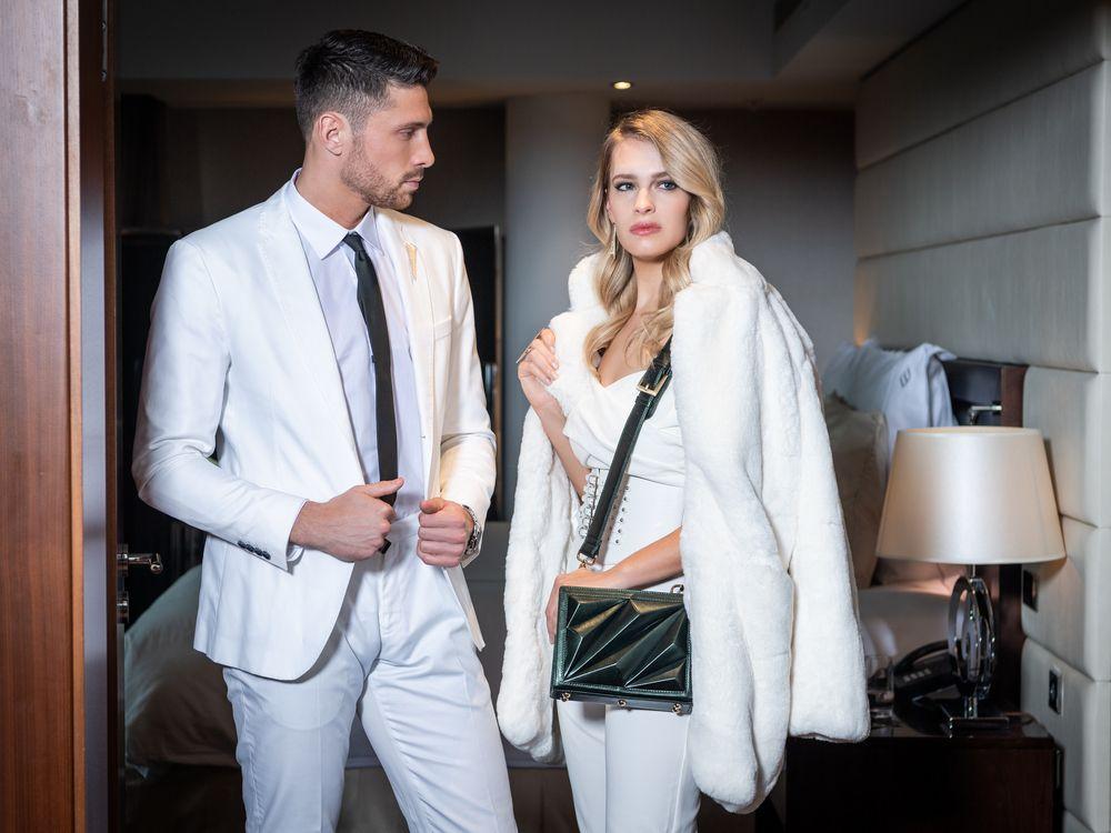 Premiere Ex Gntm Model Yvonne Schroder Shootet Mit Ehemann Tim Trend Magazin Gntm Models Modestil Models