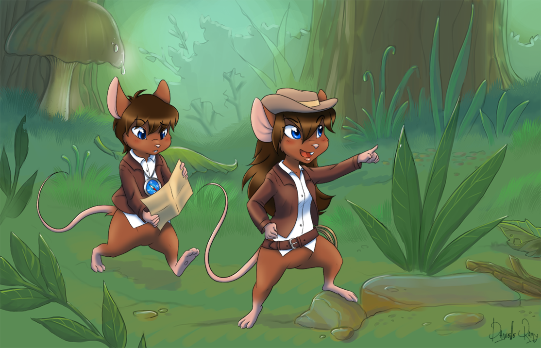 15+ Fictional mice information