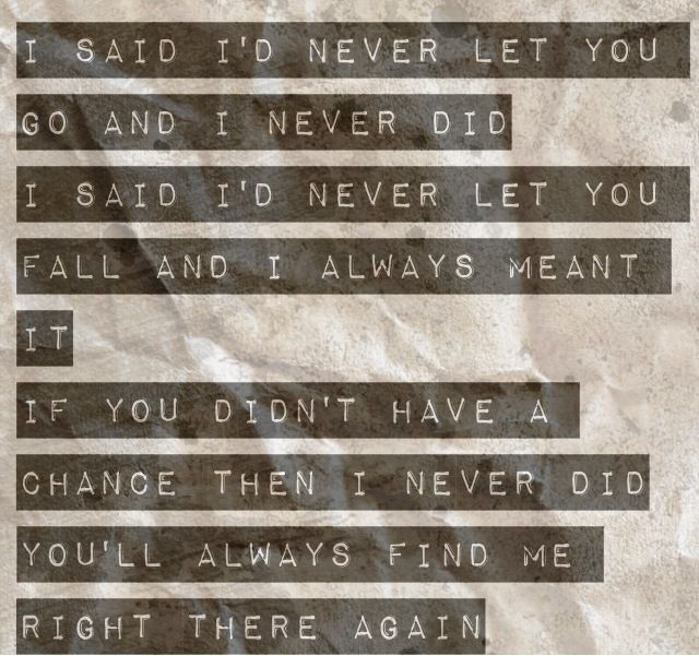 A Day To Remember Have Faith In Me Lyrics Me Too Lyrics