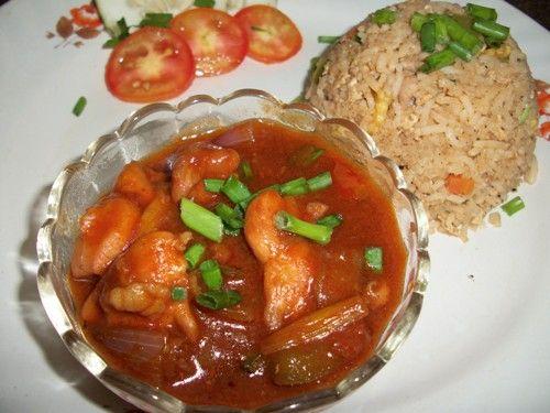 Chilli Chicken ( Gravy Version)