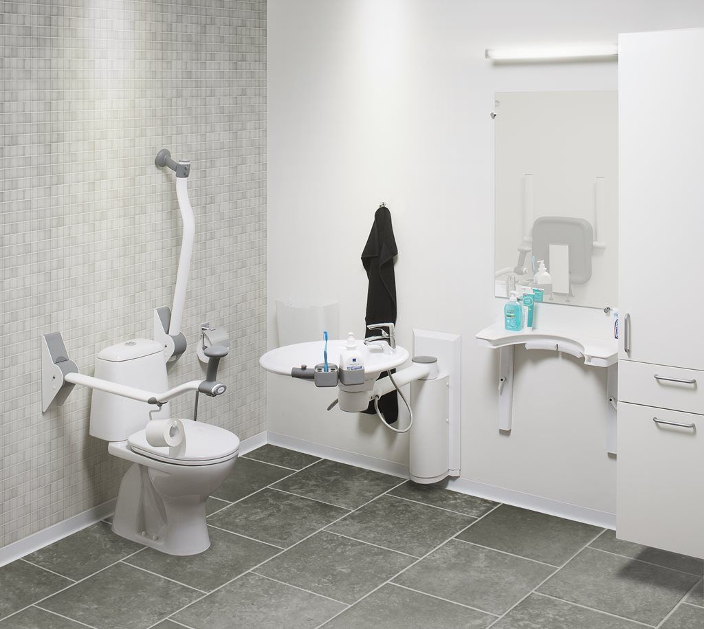 Accessible bathroom systems for increased independence | Architecture And  Design