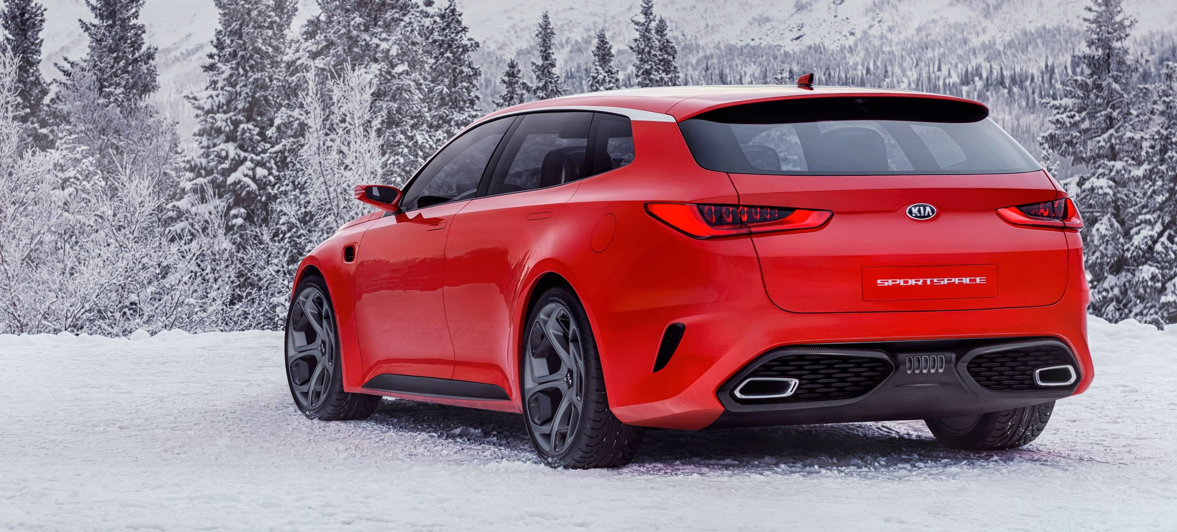 Kia S Newest Concept Car Is A Station Wagon Because Wagons Are