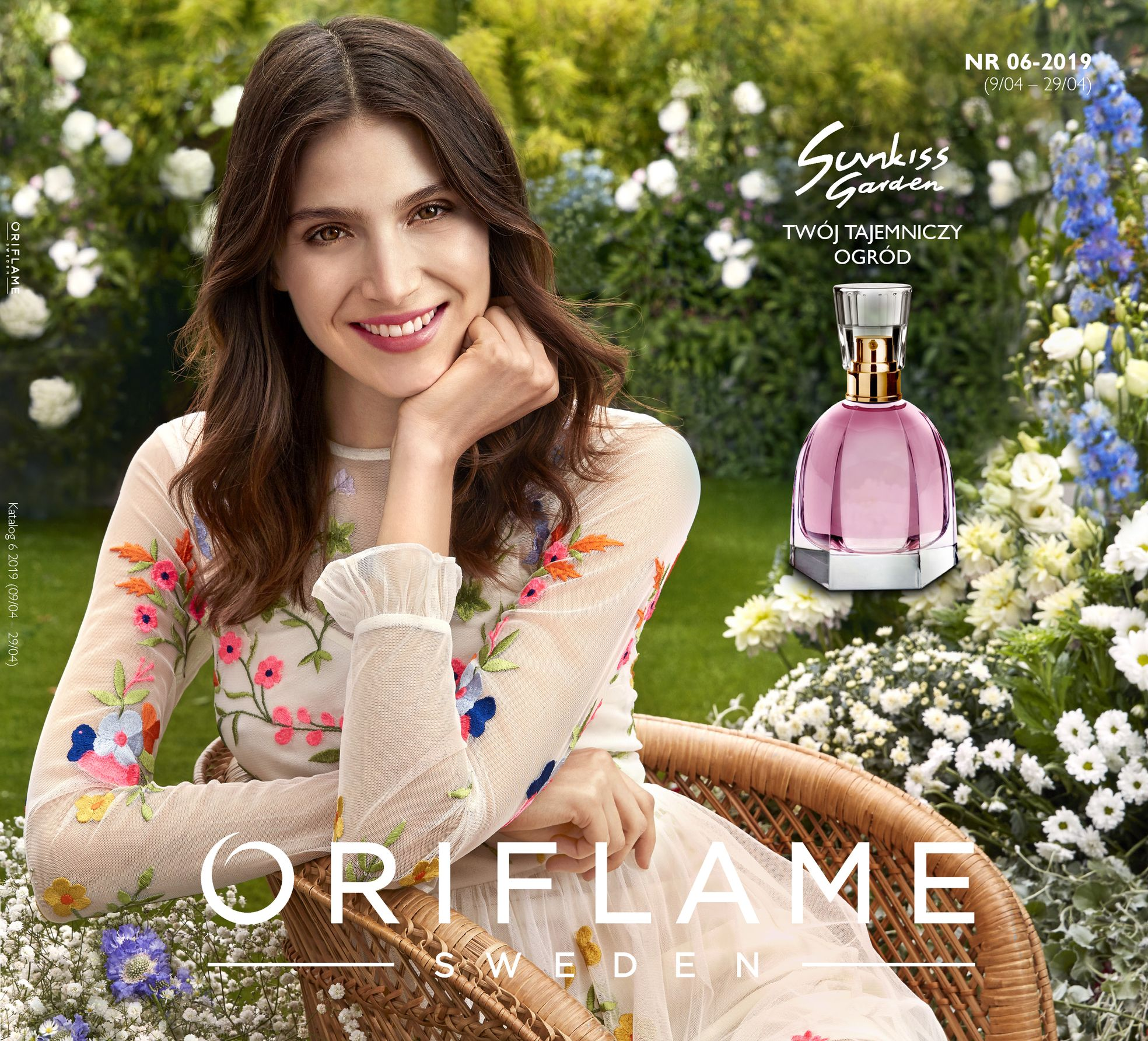 Następny katalog Oriflame 6/2019 Katalog 06/2019 9.04.2019