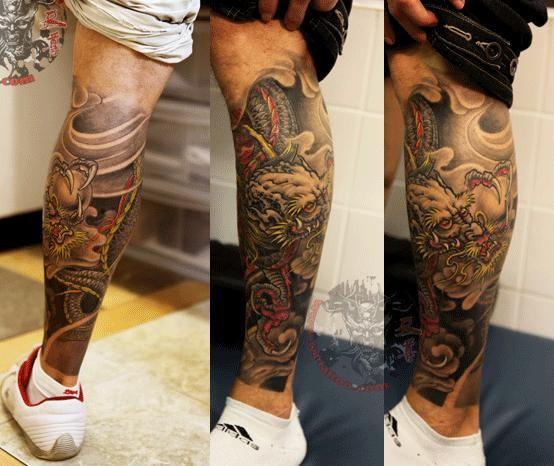 Free Tattoo Designs Chinese Dragon Leg Jpg 554 466 Tatuagem De Dragao Jovens Tatuados Desenhos Para Tatuagem Masculino