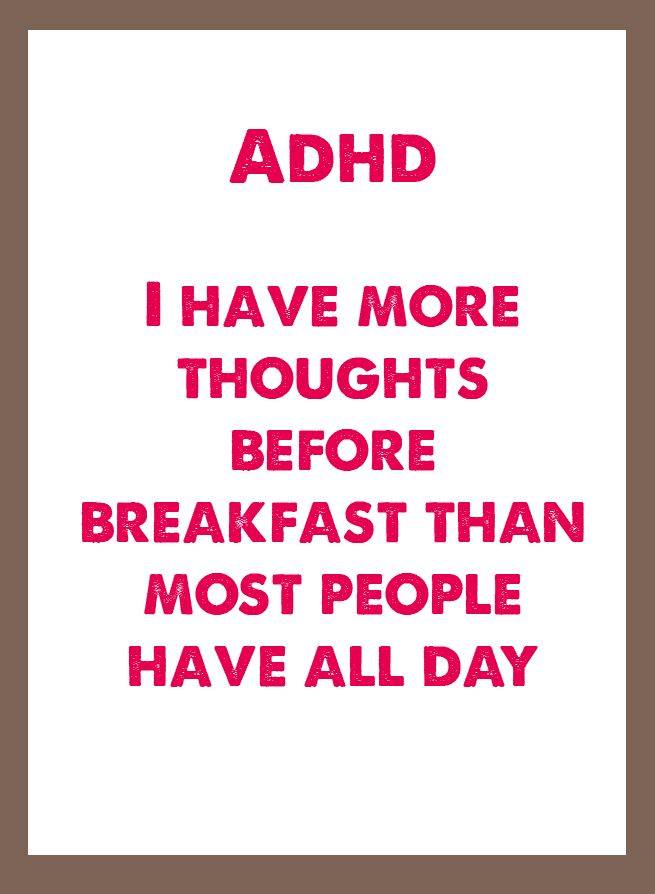 adult adhd how to create systems for daily life