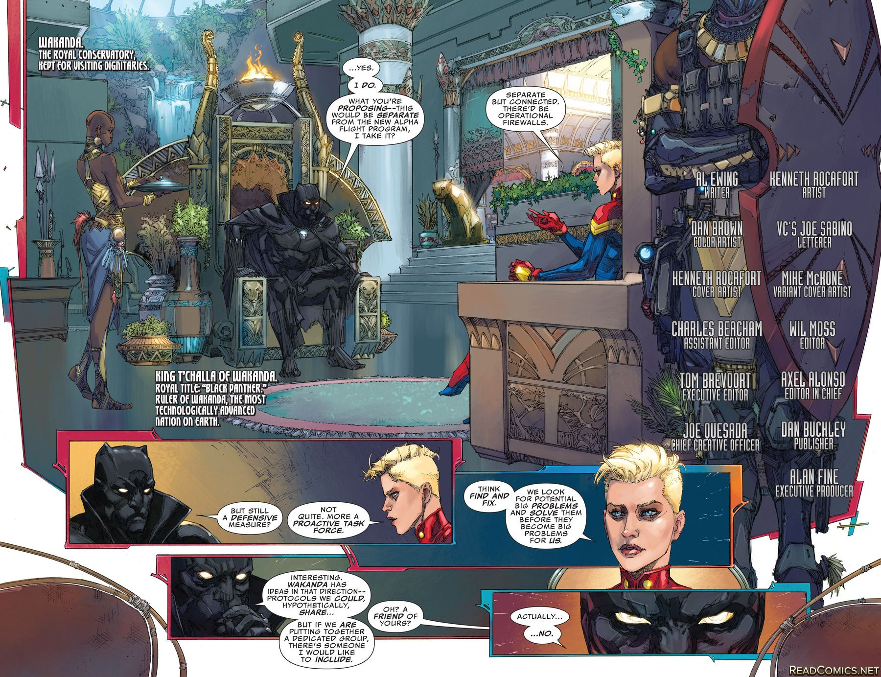 The Ultimates (2016) 8 Page 3