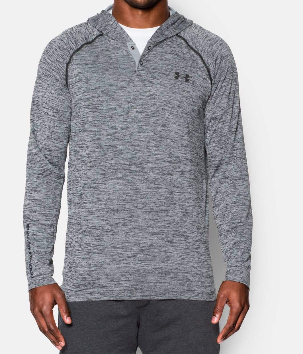 Under Armour Mens Tech Popover Hoodie