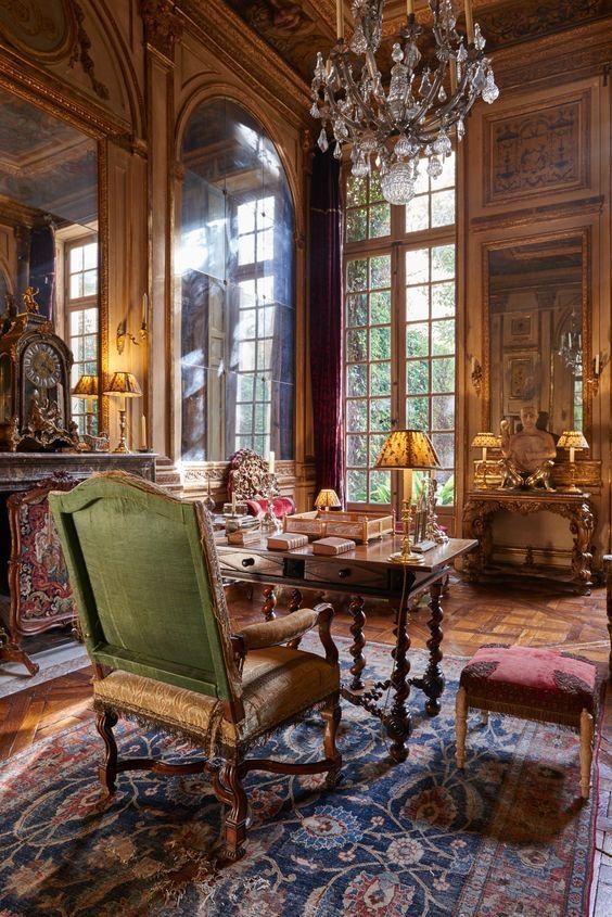 A Girl Inspired Interior Architecture, Interior Design, Luxury Interior,  Luxury Furniture, French