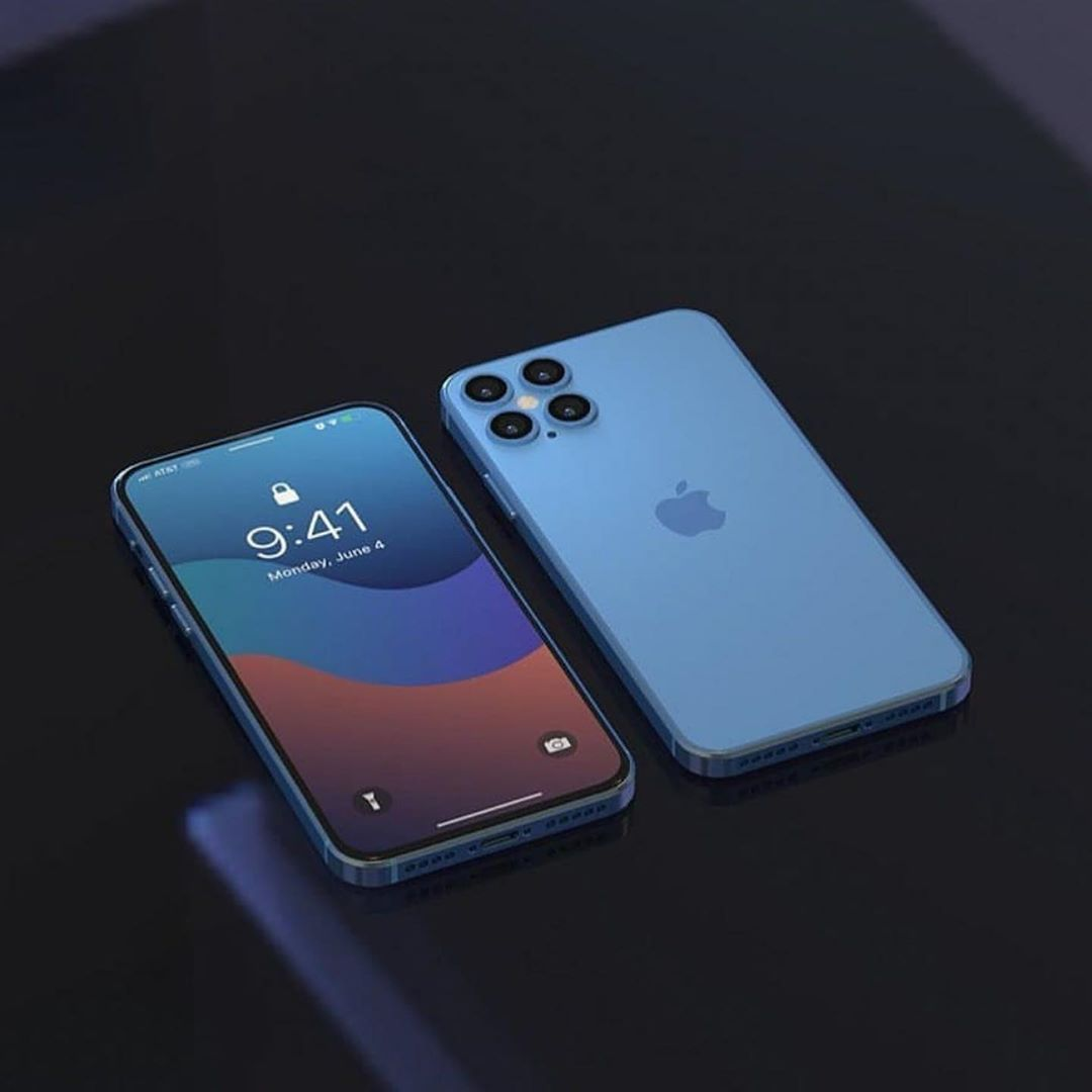 Iphone 12 Concept Choose Your Favorite Color 1 Blue 2 Black 3 Yellow 4 Red Put Em In 2020 Iphone Apple Iphone Accessories Unlocked Smartphones