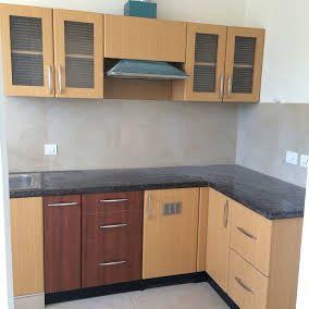 Best Lingaa Modular Kitchens Wardrobes Interiors Kitchen 400 x 300