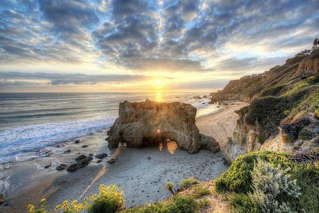 Nikon D800 E Hdr Malibu Landscape Photography With 14 24 Mm Wide