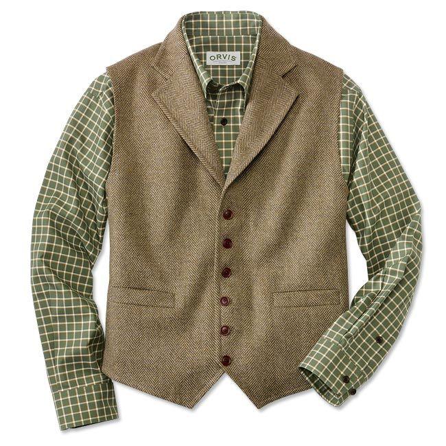 Orvis Casual Wool Waistcoat