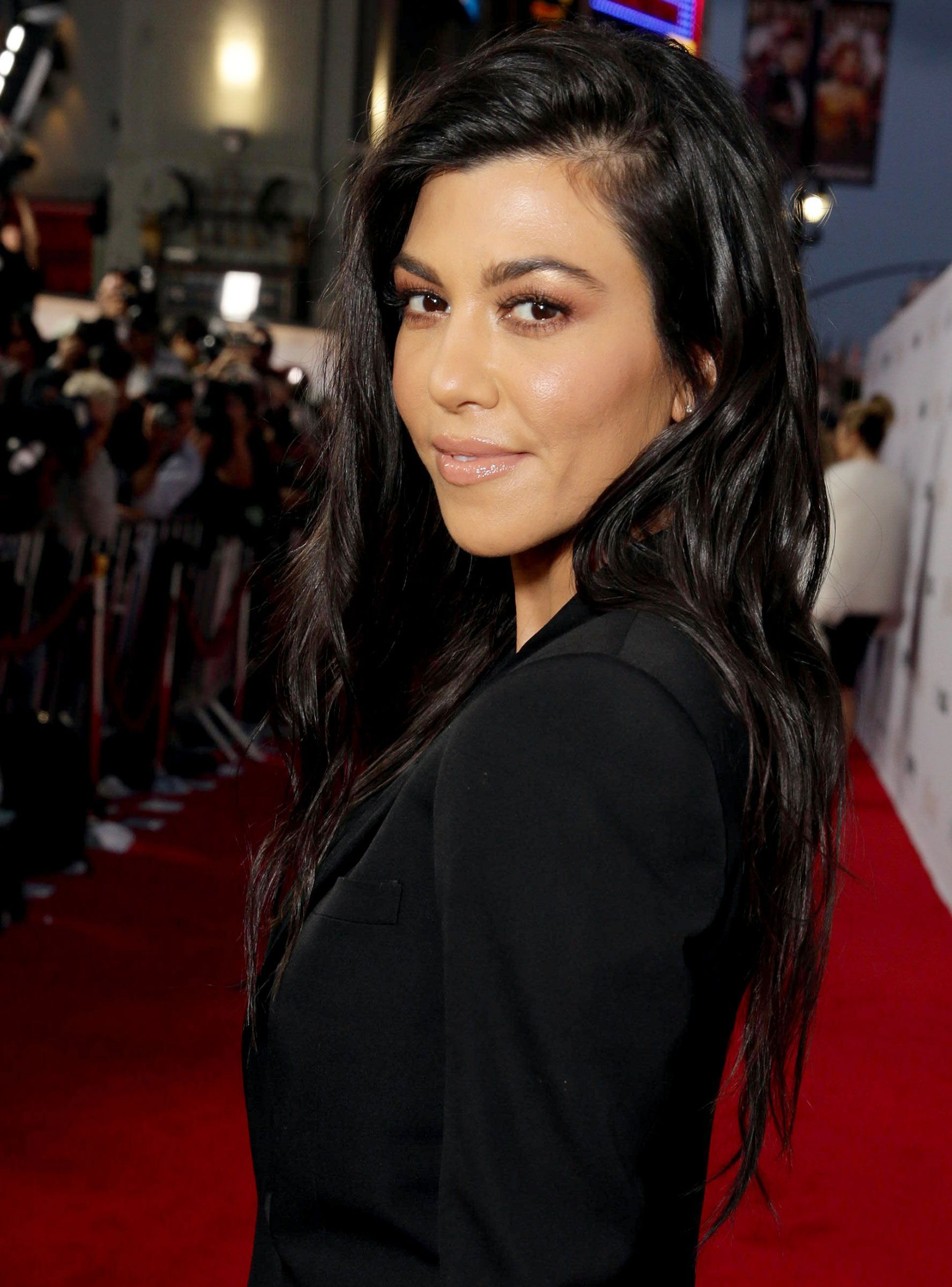 Kourtney Kardashian Is Living It Up In Egypt With Younes Bendjima