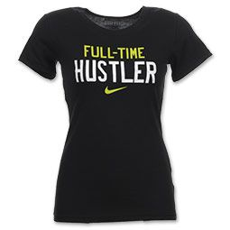 Nike Full-Time Hustler Women's Tee Shirt