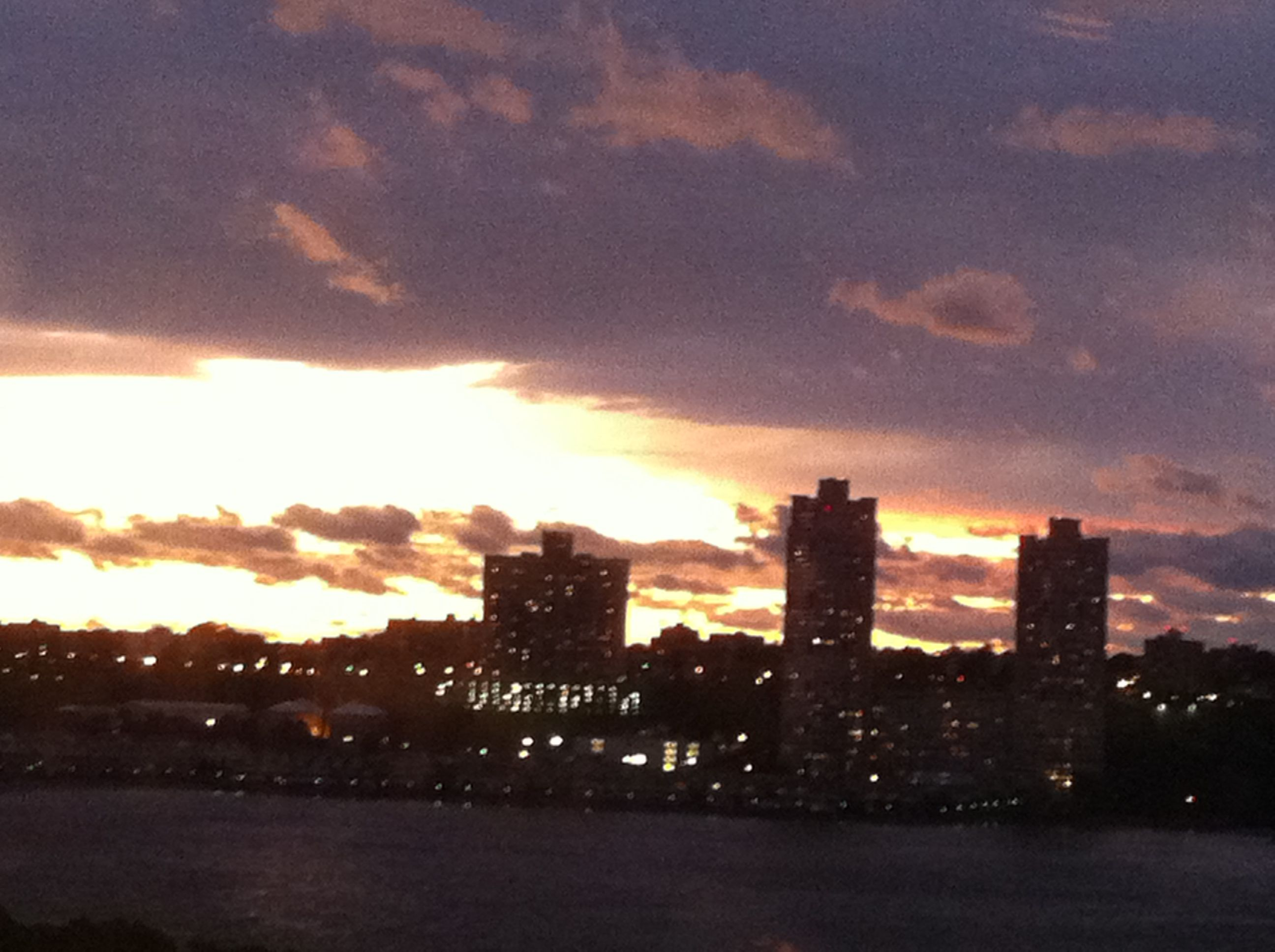 Over The Hudson