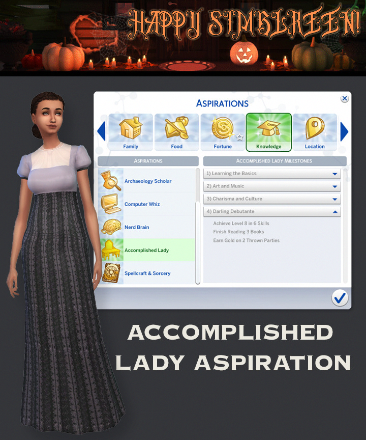Patch Fr Sims 4 Get Famous : patch, famous, Simblreen, Treat, Accomplished, Aspiration, Original, Constitutes, Woman?, Dur…, Challenges,, Traits,, Gameplay