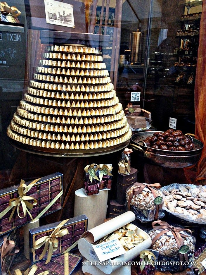 Turin The Chocolate capital of Italy