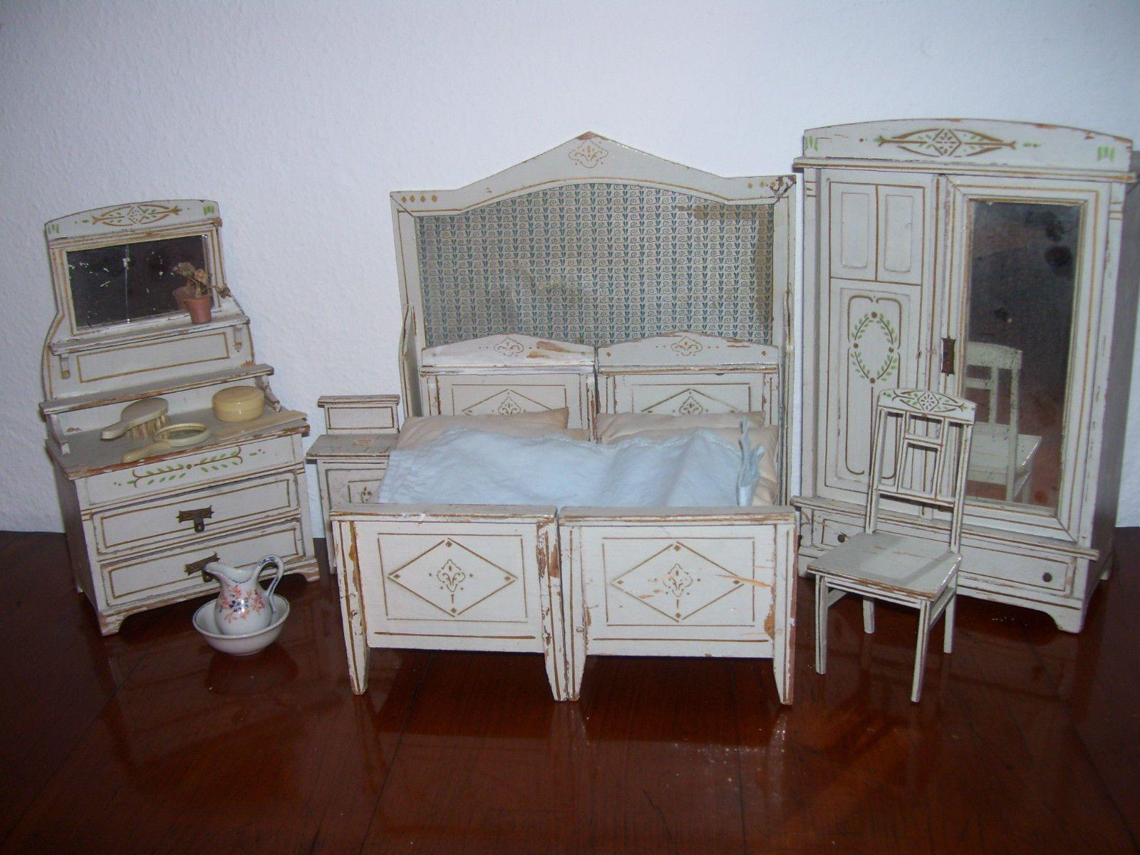 Schönes Gottschalk Schlafzimmer, um 1910.... eBay