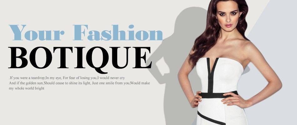 nice #fashion #dress #apparel #clothing 2014 New Fashion Women Black Bodycon Colorful Bandage Dress High Street Novelty Dress Vestidos Vintage Summer Casual Dress 9107