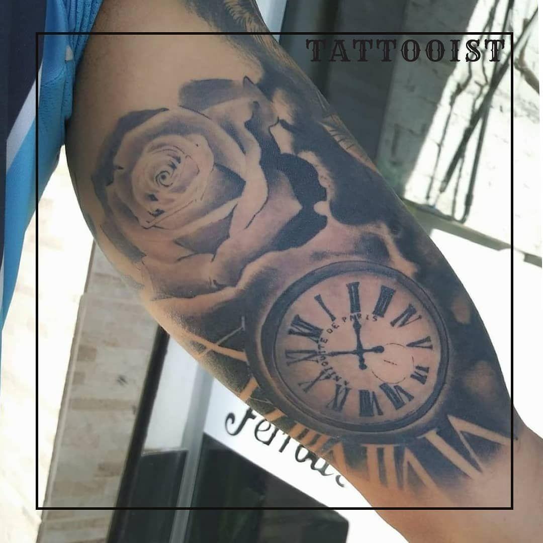 Tatuador: Cristian Instagram @christian_t4ttoo Whatsapp 51 989576372 . . . #roses #rosesandclocktattoo #clocktattoo #tattooroses #rosastattoo #tatuagemrosas #blackworktattoos #blackngreytattoo #realismotattoo #realismtattoo ##tatuagemfeminina #blackink #tattoooftheday #tattoo #tattoos #tattoolife #tattoolifestyles #tattoomasculina #inspirationtattoo #inspiration #tatuajes #topclasstattooing #tattooartist #tattoomagazines #tatuadorpoa #tatuadorcanoas #instagood #photooftheday #ink