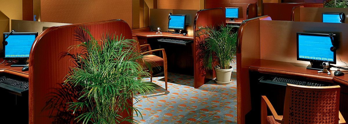 Carnival Cruise Internet >> Internet Cafe On Board Activities Carnival Cruise Lines