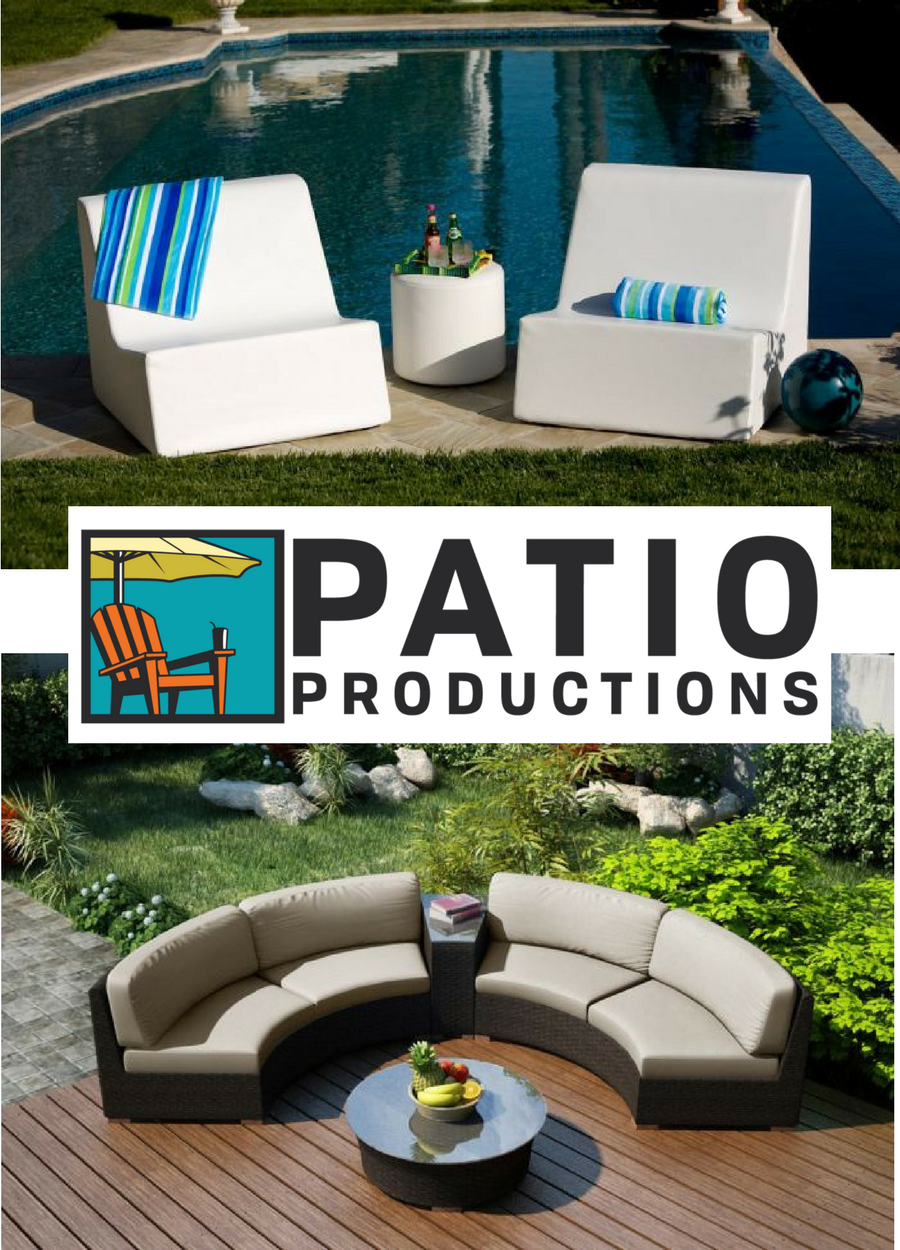 Patio Productions. Shop Your Patio Collections Today. The Best Patio  Furniture From The Best