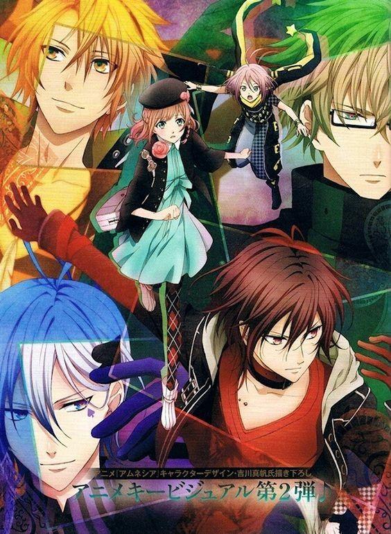Imagen de Revenge en Another Amnesia anime, Anime