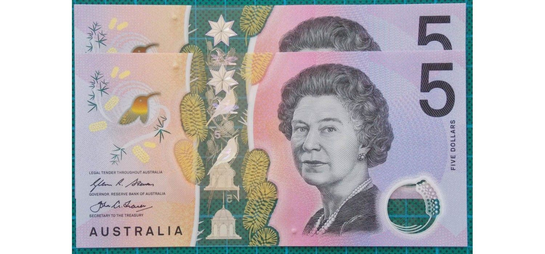"2016 NEW DESIGN $5 Stevens-Fraser /""NEXT GENERATION/"" NPA Folder UNC Australia"