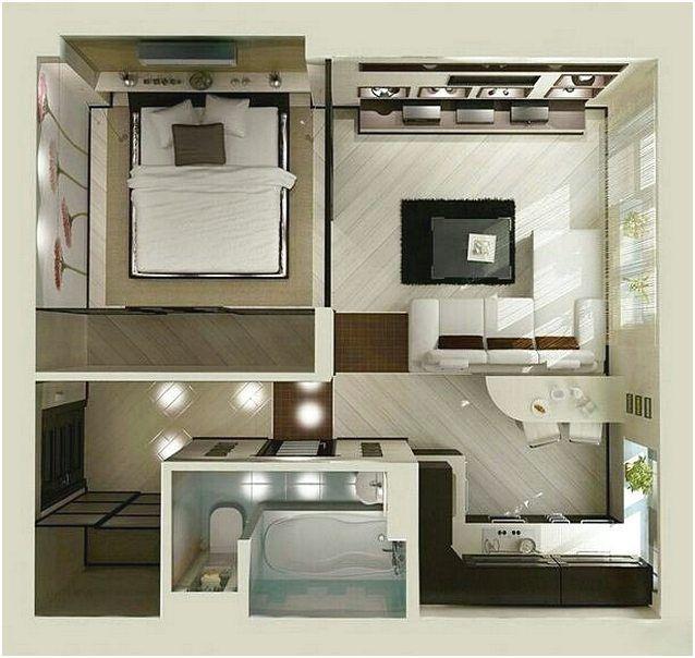 88 Gambar Rumah Sederhana Kamar 1 Gratis Terbaru