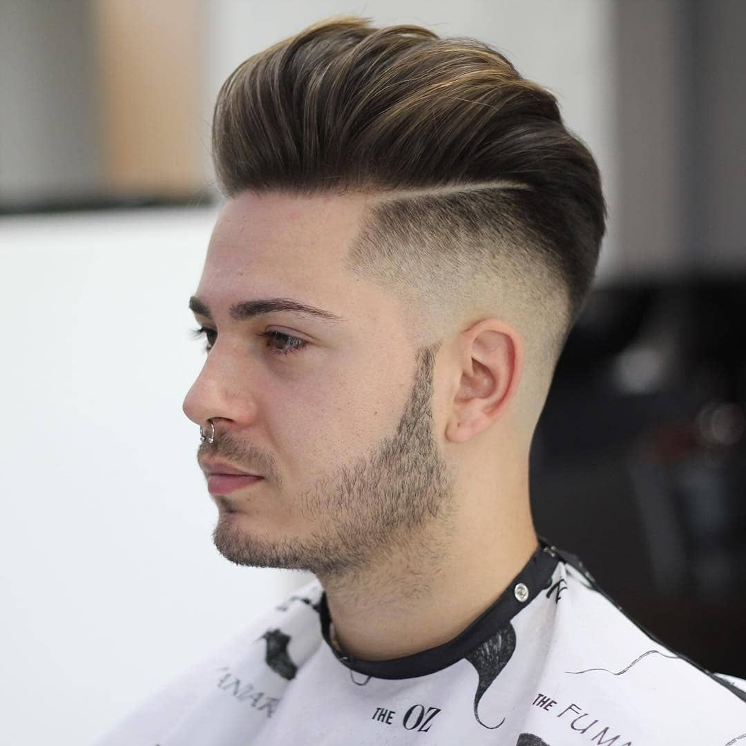 Trending Haircuts For Men In 2020 Bollywood Vibe In 2020 Haircuts For Men Mens Hairstyles Fade Haircut