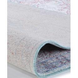 Photo of benuta Trends Teppich Visconti Hellblau 200×300 cm – Vintage Teppich im Used-Lookbenuta.de