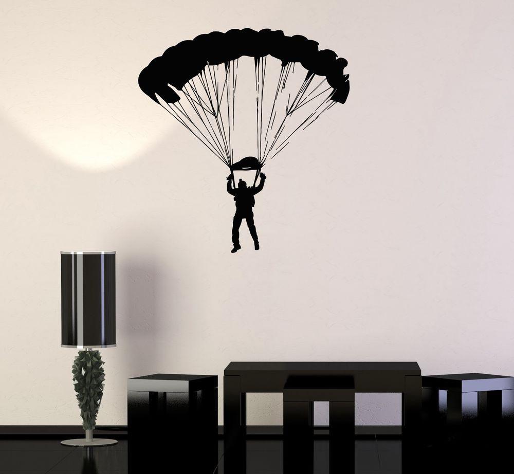 Parachute Ring Jump Ring Gift for Sky Diver Parasail Ring