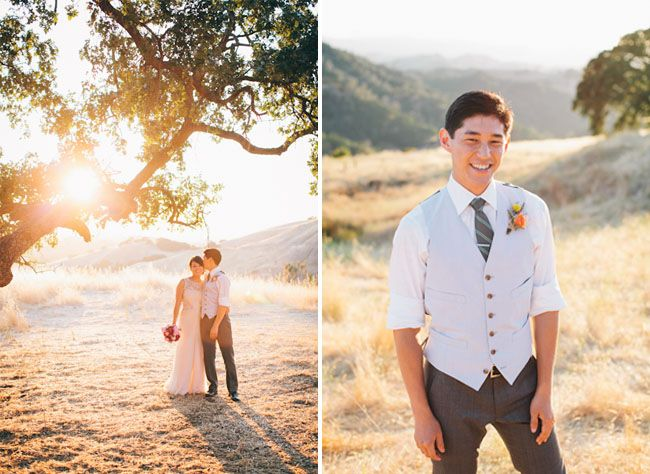 Handmade Northern California Wedding: Becky + David