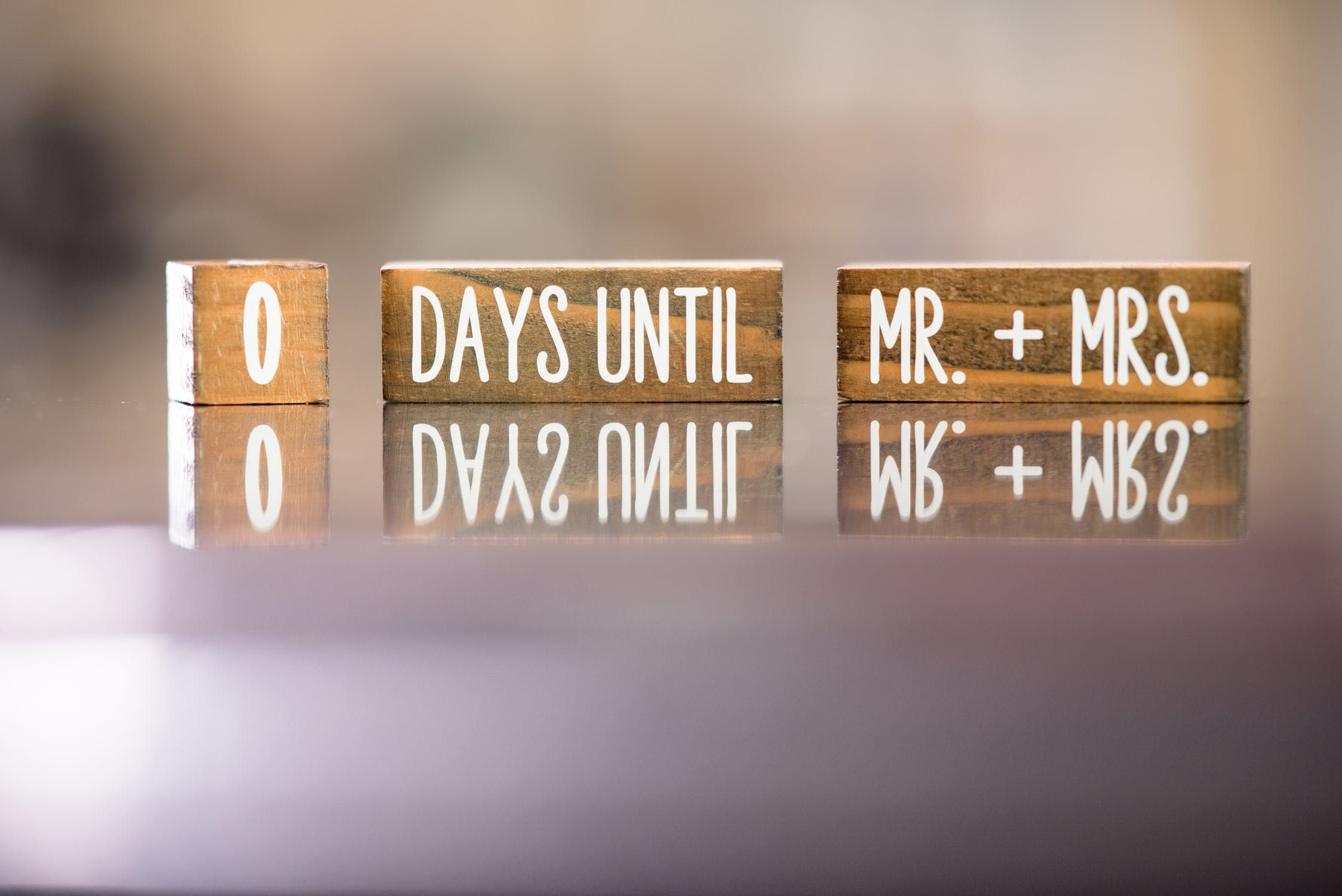 Let The Wedding Countdown Begin If You Know Us We Re Just A Little Obsessed With Tech So May We Wedding Countdown Wedding Apps Wedding Planning On A Budget