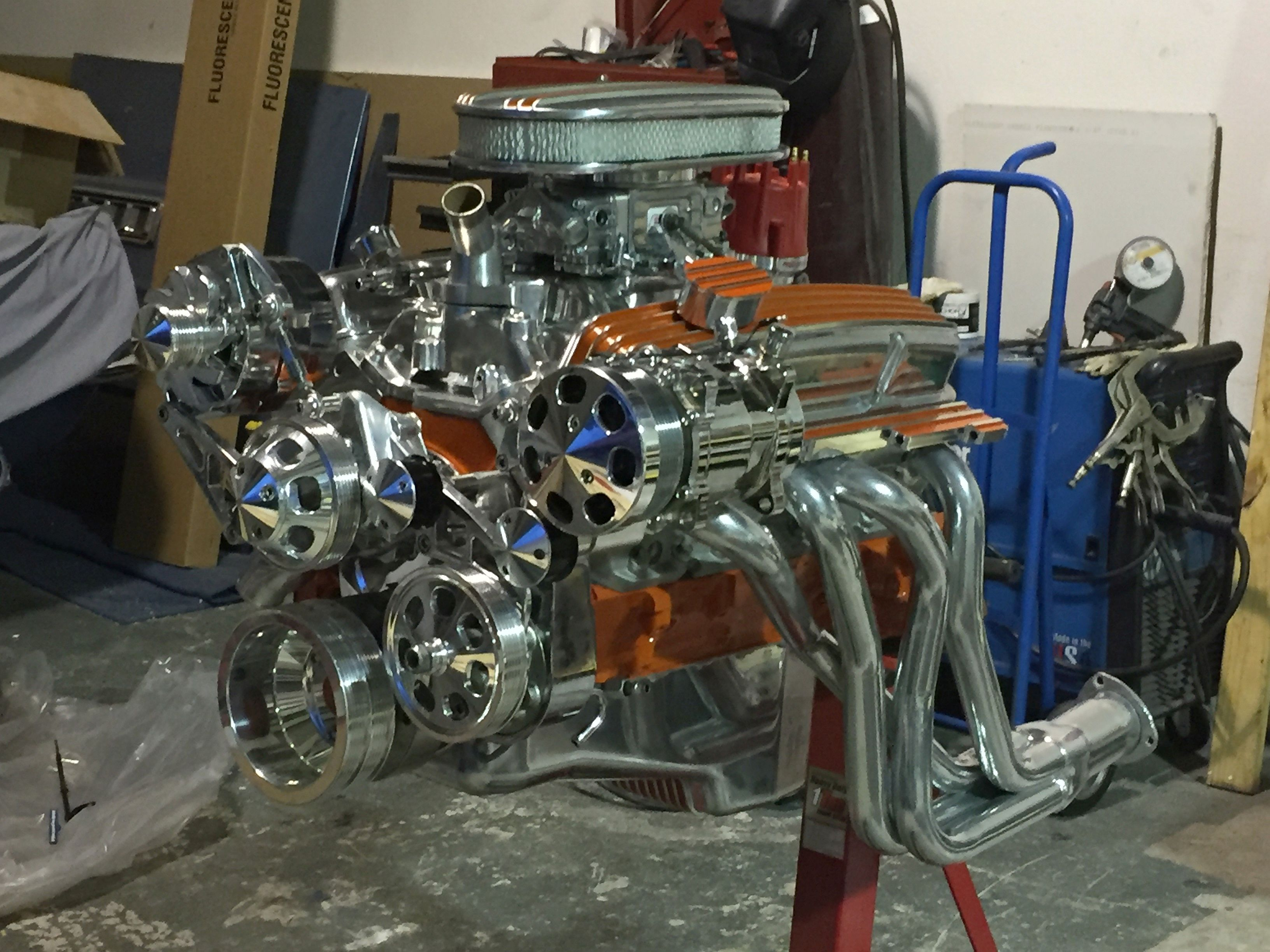 383ci stroker crate engine small block gm style longblock blueprint engines customer roger alred has shared some impressive photos with us of his beautiful 1968 chevy camaro convertible malvernweather Choice Image
