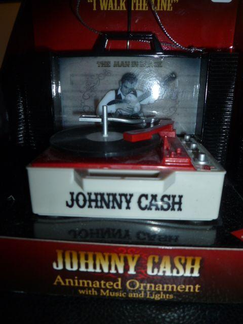 Johnny Cash Xmas Ornament - Johnny Cash Xmas Ornament Hello, I'm Johnny Cash Pinterest
