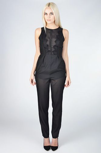 14 Chic Jumpsuits To Live In This Fall #refinery29 - Finder's Keepers
