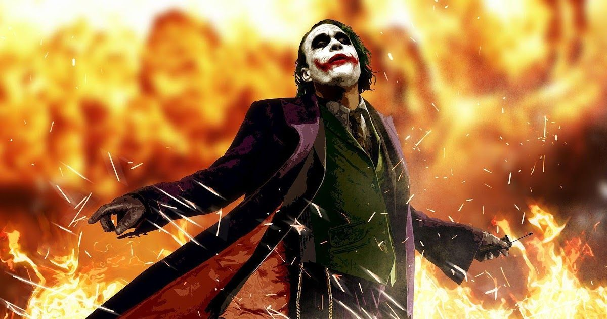 12 Hd 720p Joker 3d Wallpaper Download Di 2020 The Joker Gambar Digital Joker