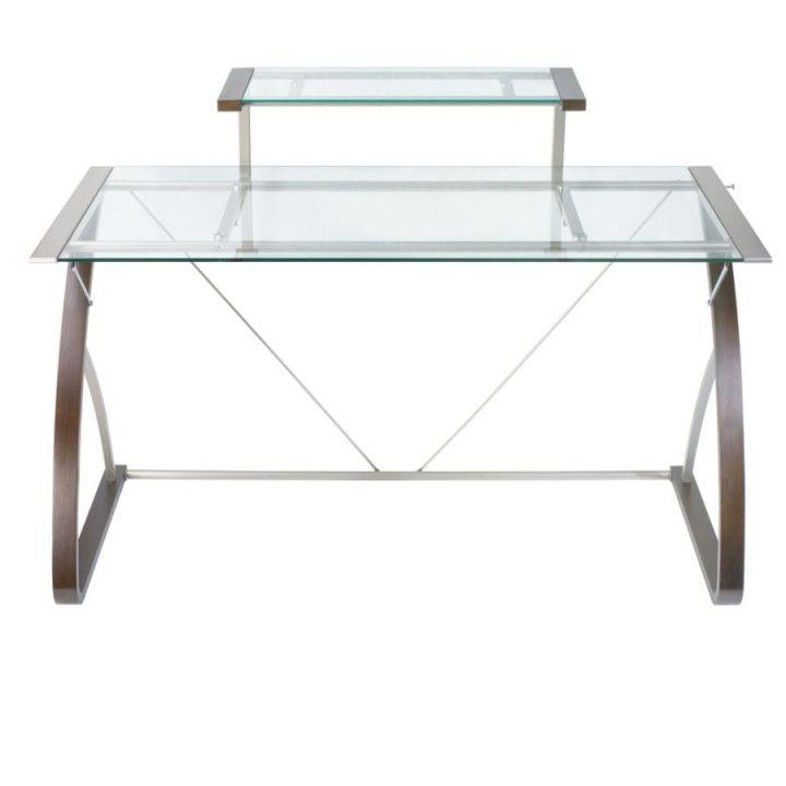 officemax glass desk desk wall art ideas simple home design rh pinterest com officemax glass l desk