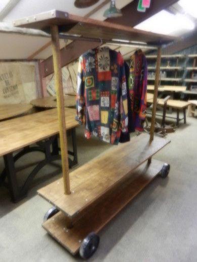 Gustav Stickney Library Table Strip Restoration