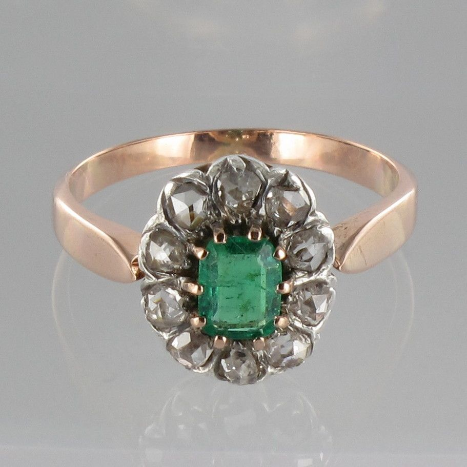 ancienne bague or