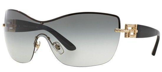 ac211fc19946 Versace VE Sunglasses 100211 Gold