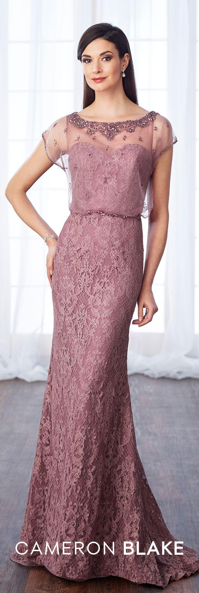 Hermosa Vestido De Boda Ilusión De Encaje Imágenes - Colección de ...