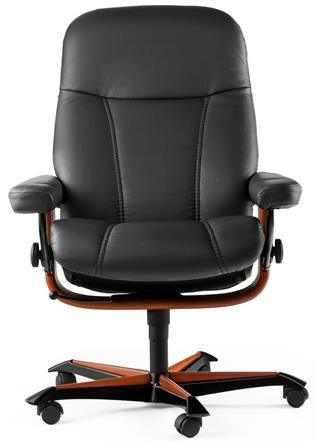 Home Office Consul Medium Office Chair By Stressless By Ekornes At