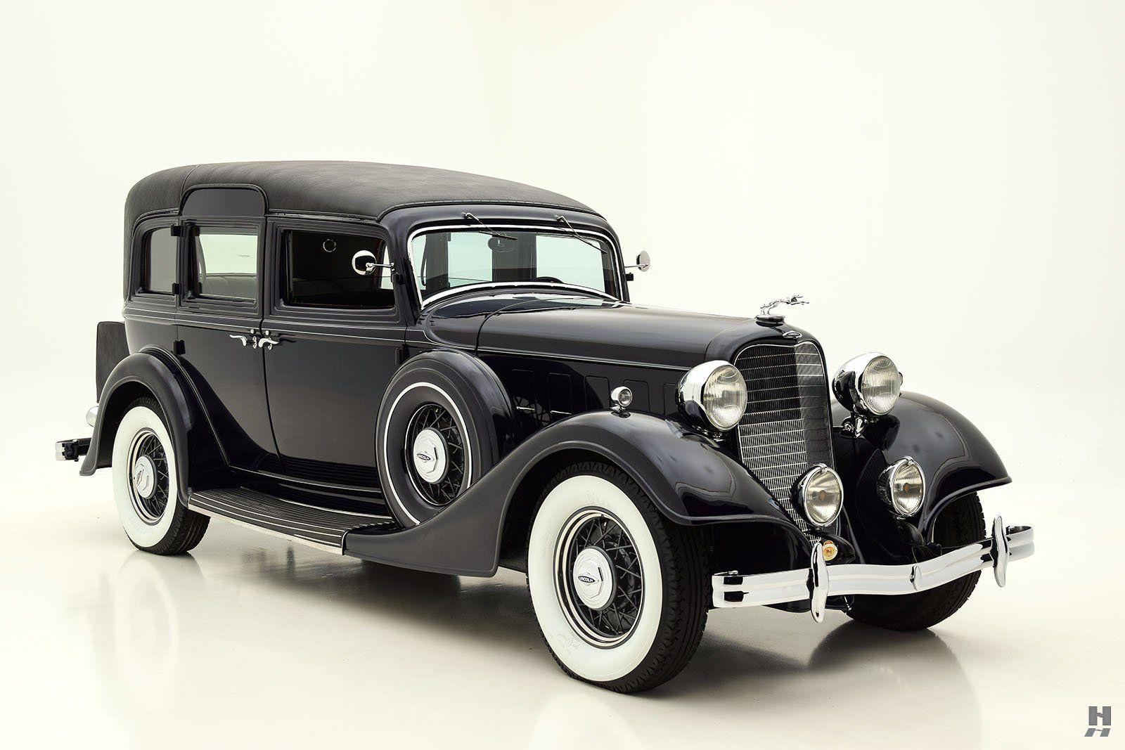 1934 lincoln ka high hat limousine