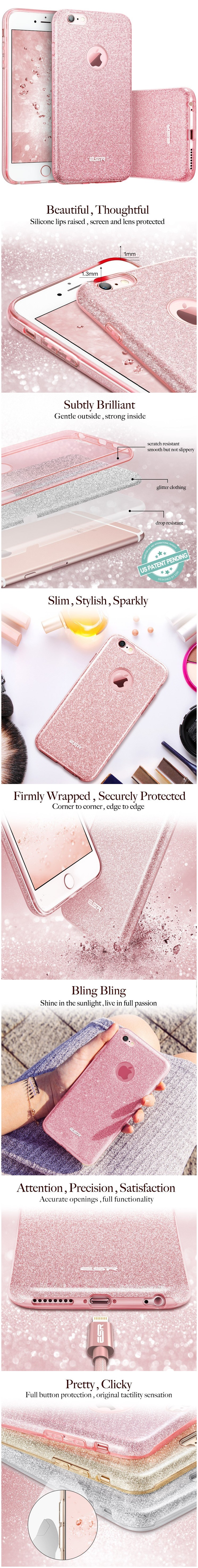 81d2a8607ed10 Cell Phone Accessories · Rose Gold · Slim · iPhone 6 Case
