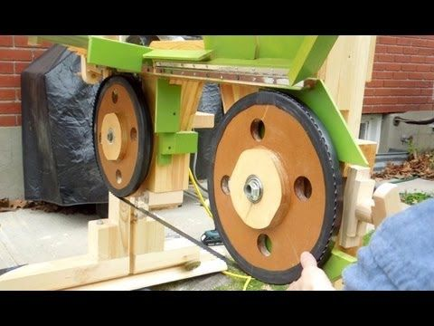 Milling Some More Logs With My Homemade Sawmill Things Don T