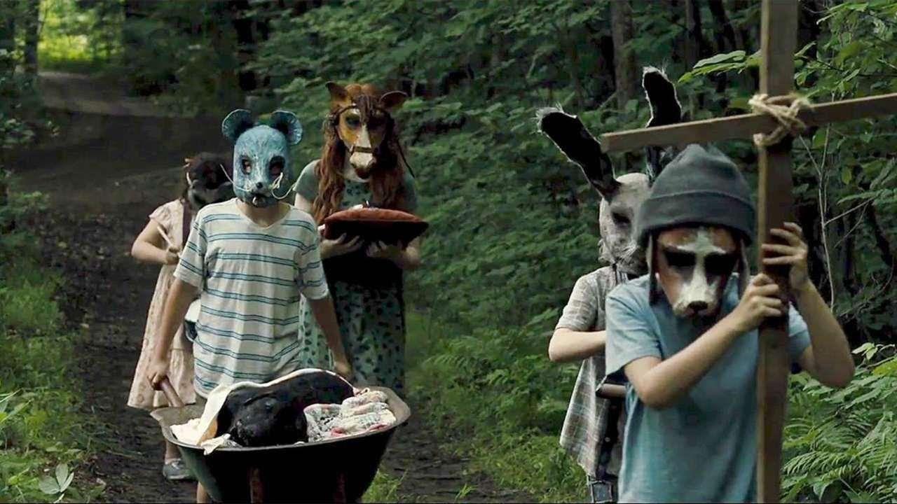 Cementerio de animales (2019) [En Español Latino