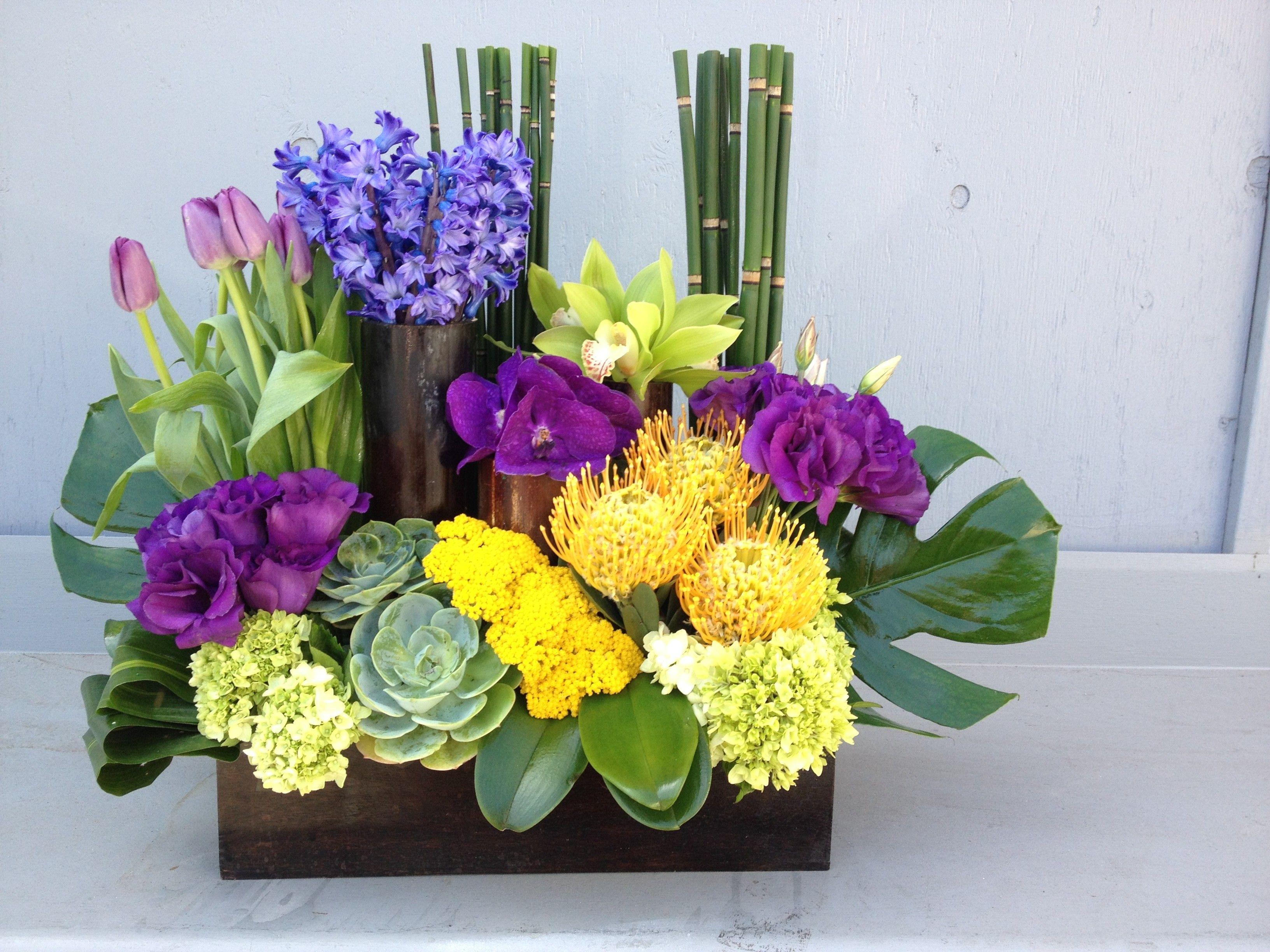 succulent paradise by La Fleur by Tracy Easter flower